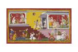 Dasaratha Tells Rama He Will Be Regent