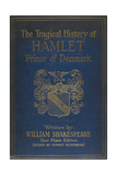 Cover For the Play by Shalespeare  Hamlet Illustrated With a Coat Of Arms