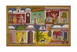 Death Visits Rama