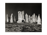 Black Sky at Callanish 1980