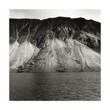 Wastwater Screes  1981 From Cumbria Presences Series