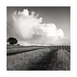 Large White Cloud Near Bilsington  Kent  1981