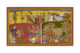The Funeral Of Ravana