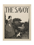 Cover Design For No1 Of the Savoy""""