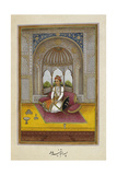 Portrait Of Lehna Singh (D1869)  Son Of Mahtab Singh  Raja Of Thanesar