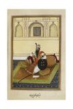 Portrait Of Maharaja Karam Singh Of Patiala (R1813-1848)
