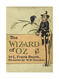 The Scarecrow  a Character in the Story  'the Wizard Of Oz'