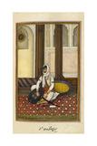 Portrait Of Thakur Jivan Singh Of Dudu