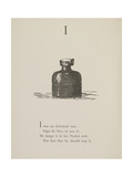 Inkstand Illustrations and Verses From Nonsense Alphabets Drawn and Written by Edward Lear