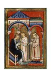 The Curing Of Abbess Aelflaed