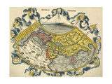 Ptolemic World Map