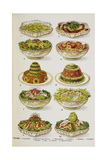Assorted Salad Dishes