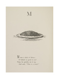 Dish Of Mince Illustrations and Verses From Nonsense Alphabets Drawn and Written by Edward Lear