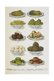 Assorted Vegetable Dishes