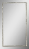 Stanton Satin Nickel Mirror