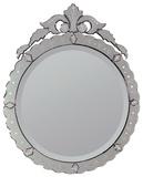 Ambrosi Venetian All Glass Mirror