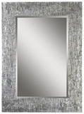 Santa Fe Resin Silver Leaf Mirror
