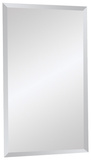 Bjorn All Glass Rectangular Mirror