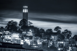 Coit Tower  Early Evening