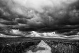 Road Through a Storm