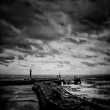 Whitby Blowing Papier Photo par Rory Garforth