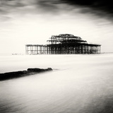 West Pier  Brighton  West Sussex