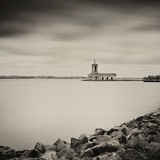 Normanton Church  Rutland Water  Leicestershire
