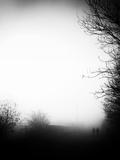 Fog Walkers Papier Photo par Rory Garforth