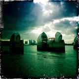 Thames Barrier  London
