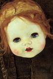 Doll Head On Sack