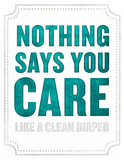 Nothing Says You Care