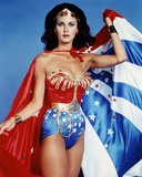 Lynda Carter Reproduction photo