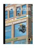 Exercity - The New Yorker Cover  September 9  2013