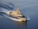 The Littoral Combat Ship Pre-Commissioning Unit Fort Worth