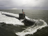Virginia-class Attack Submarine Pre-Commissioning Unit New Mexico