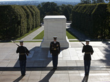Changing of Guard at Arlington National Cemetery