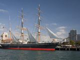 The Star of India Is the World's Oldest Active Sailing Ship