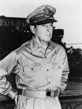 Digitally Restored Vector Photo of Douglas MacArthur