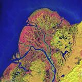 The Yukon Delta in Southwest Alaska