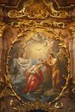 Melk Abbey  Jesus's Baptism