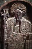 Apostle Sculpture in Bet Golgota Church