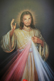 Merciful Christ Painting