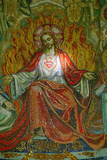 Jesus's Sacred Heart  La Colombiere Chapel
