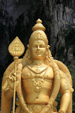Murugan Statue at Batu Caves