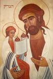 Icon  Jesus as a Jew