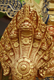 Naga Sculpture in Wat Hawari