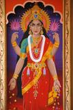 Hindu Goddess Laxmi