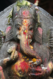 Elephant-Headed Hindu God Ganesh