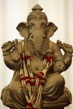 Bhaktivedanta Manor Statue of Ganesh