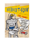 The Adventures Of Robot Boy!